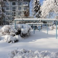 зима :: Андрей Гр