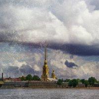 Петропавловская крепость :: Светлана marokkanka