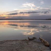 Вечер на водохранилище 2017 :: Юрий Клишин