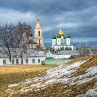 Остатки зимы в Коломне :: Юлия Батурина