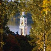 Осень....в Плесе...... :: leonid