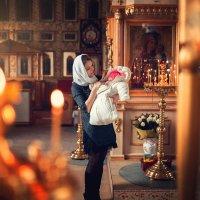 Крещение Анастасии :: Анна Дрючкова