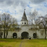 Усадьба Измайлово (Задние ворота) :: Татьяна Лобанова