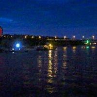 Ночь на реке :: Nikolay Monahov