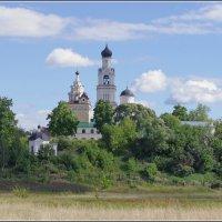 Свято-Благовещенский Киржачский женский монастырь. :: Николай Панов