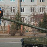 Будущие танкисты)))) :: Алексей Мезенцев