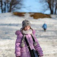 На прогулке :: Александр Семен