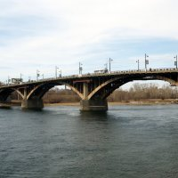 Мост :: Наталья Тимофеева