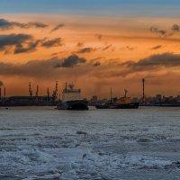Порт :: Владимир Колесников