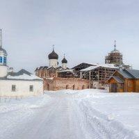 Михайло-Клопский Троицкий мужской монастырь :: Константин