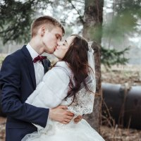 Свадьба Леонида и Анастасии :: Лидия Марынченко