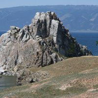 Знаменитый образ Байкала :: Дмитрий Солоненко