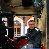Управляющий паровозом :: Валерий Чепкасов