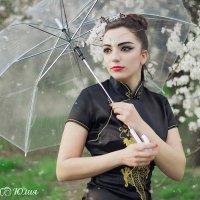 Весенний променад... :: Юлия Тягушова