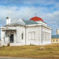 Церковь Святого Николая :: Юлия Батурина