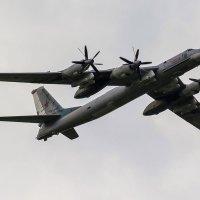 Туполев Ту-95МС :: Владимир Сырых