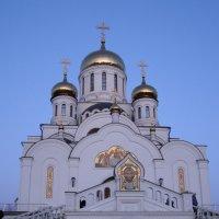 Троицкий храм :: Анна Воробьева