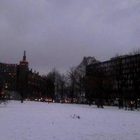 Шоссе Революции :: Svetlana Lyaxovich