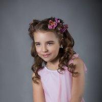 Юная принцесса :: Елена Князева