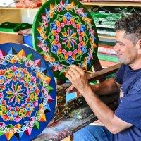художник в Коста Рике :: Георгий