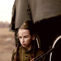 В благодарность нашим дедам, за нашу жизнь! :: Светлана Каритун