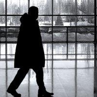 Силуэт (Задание 1. Используйте освещение из окна для создания портрета.) :: Ғани Умирбеков