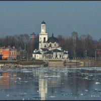 Церковь А. Невского (Усть - Ижора) :: Александр Алексеенко