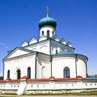 Храм Святителя Николая Чудотворца в Станьково :: Светлана З