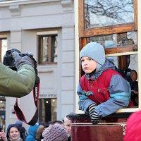 и меня сними фотограф :: Олег Лукьянов