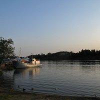 Вечер на заливе Ляппяярви. :: ТАТЬЯНА (tatik)