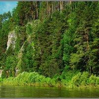 сплав по реке Чусовая :: Александр