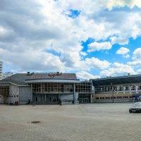Дворец спорта УГМК :: Сергей Карачин