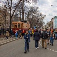 Парад трамваев :: GALINA