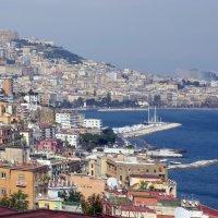 Неаполитанский пейзаж :: Алла Захарова