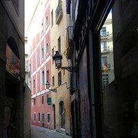Улочки старой Барселоны. :: Елена