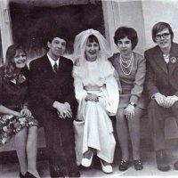 Вот такая свадьба была в конце 20 века. :: венера чуйкова