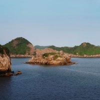 Путь к островам :: Марина Лукина