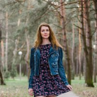 Евгения :: Alexandra Brovushkina