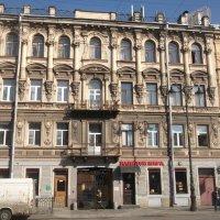 Здание на Марата :: Svetlana Lyaxovich