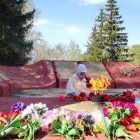 У вечного огня :: Светлана Рябова-Шатунова