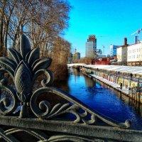 Екатеринбург, Царский мост :: Лана Коробейникова
