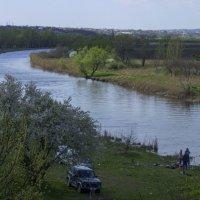 Рыбаки :: Владимир Стаценко