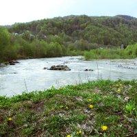 Река :: Татьяна