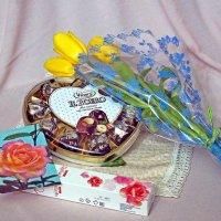 Подарки 8 марта :: Лариса