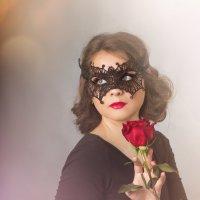 Роза... :: Елена Князева