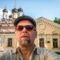 Храм Софии Премудрости Божией в Средних Садовниках :: Сергей Янович Микк