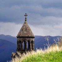 Храм Св. Якоба (Сурб Хакоб) на полуострове Севан в Армении :: Денис Кораблёв