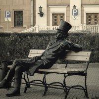Ну что, брат Пушкин?! :: Александр