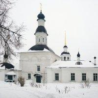 Успенский Колоцкий женский монастырь. :: Юрий Шувалов
