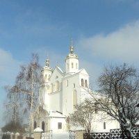 Храм св. Бориса и Глеба :: Maryana Petrova